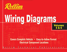Rellim Wiring Diagrams Volume 5 & 6 Combined from 2000-2007 with MPN RERW5/6
