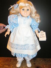 """Vintage- Dolls By Pauline Vinyl Doll """"Shannon""""- New in Box-Last in inventory"""