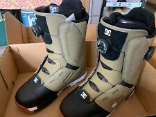 """DC """"CONTROL"""" MEN'S SNOWBOARD BOOTS, SIZE 10.5  NEW"""