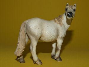 20) Schleich Schleichpferd Horse - Camargue Pony Stute 13609