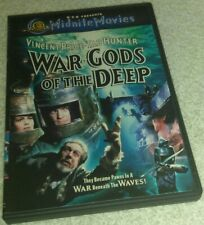 War Gods Of The Deep DVD RARE oop