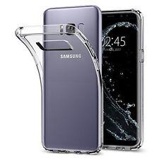 Étuis, housses et coques avec clip Spigen Samsung Galaxy S8 pour téléphone mobile et assistant personnel (PDA)