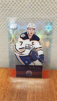 2019-20 Upper Deck Tim Hortons #CC-1 CONNOR McDAVID CLEAR CUT PHENOMS