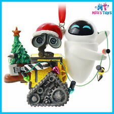 Disney WALL-E and E.V.E. Sketchbook Ornament brand new
