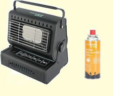Fishing / Camping Portable Heater +  Gas canister for out door Bivvy Tent awning