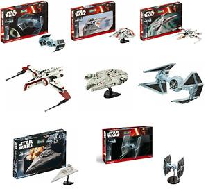 Revell Star Wars Modello Fai Plastica Kit Imperiale Nave Force Awakens Livello 3