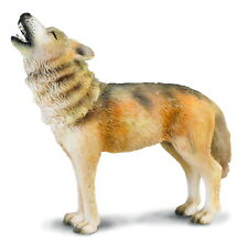 Breyer CollectA 88341 Timber Wolf howling well made miniatures<><