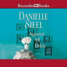 AGAINST ALL ODDS unabridged audio book on CD by DANIELE STEEL - Brand New! 9 Hrs