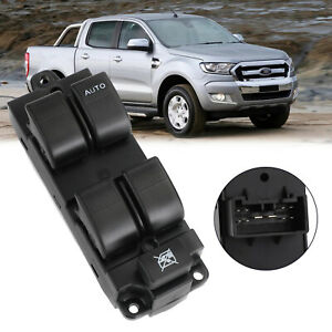 Master Driver Window Switch 10-Pin For Ford Ranger Mazda BT-50 2006-2012 RM5 GB