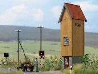 Busch 1514 Trafohaus Kniebis Transformatorhaus  Echt Holz H0 Bausatz Neu