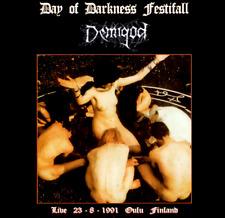 Demigod - Day Of Darkness Festifall, Live 23 - 08 - 1991, Oulu Finland (Fin), CD