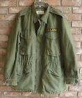 Coat, Man's, Cotton, WRS, WRT, OG# 107 Size Regular Medium 1957Original Period Items - 13982