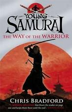 NEW The Way of the Warrior By Chris Bradford Paperback Free Shipping