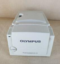 Olympus ES-10 Film Scanner 2400x1600 resolution SCSI or parallel port