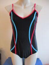 Señoras traje de baño Deportes Racer Back Disfraz ~~ Talla 16 ex Chainstore