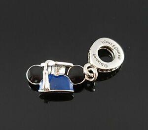 Authentic Pandora Disney Mickey Graduation Cap Silver Charm s925 ALE