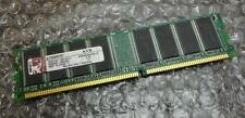 1gb KINGSTON kvr400x64c3a/1g pc3200u 400mhz ddr1 NON-ECC Memoria Computer RAM