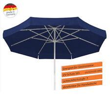Runde Schneider Sonnenschirme mit Volant