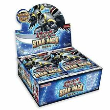 Yugioh Star Pack 2014 Booster Box [50 Packs] Factory Sealed