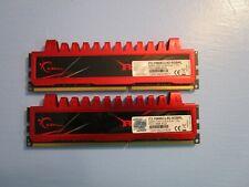 G.Skill RipJaws 8GB (2x4GB) PC3-10666 (F3-10666CL9D-8GBRL) DDR3 Desktop ram