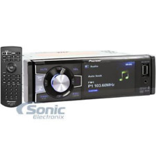 Pioneer DVH-885AVBT Single DIN Bluetooth In-Dash DVD/CD/AM/FM/Digital Media Car