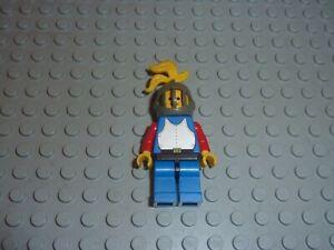 Personnage Minifig LEGO Castle Réf cas180 Set 6085-1: Black Monarch's Castle