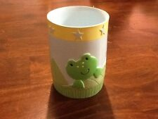 tiddliwinks Froggie Cup Bathroom NEW without tags