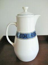 Vintage Wedgwood Etruria Coffee Pot Argosy Pattern Retro Mid Century
