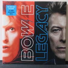 DAVID BOWIE 'Legacy' Gatefold Audiophile 180g Vinyl 2LP NEW/SEALED