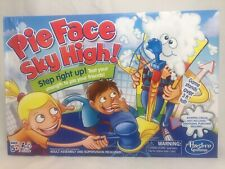 Pie Face Sky High! Board Game Hasbro Funny Gaming Whipped Cream Needed 3ft Tall