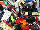 Bulk Assorted Lego Lot Two Pounds 2 lbs - Bricks Plates Random Pieces Tan Grey