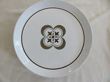 Mikasa Duplex by Ben Seibel- Extention - Brown Floral - Dinner Plate(s)-9 Avail