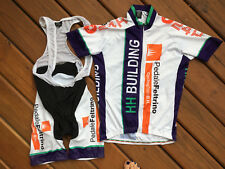 Sportful Cycling Kit, jersey and bib shorts, size small