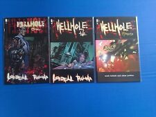 Image Comics Hellhole #1 to 3 Complete Mini Series