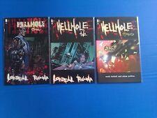 Image Comics Hellhole #1 to 3 Complete Mini Series