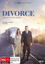 Divorce: Season 1 - Adam Bernstein NEW R4 DVD