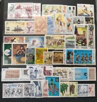 Europa Cept Stamp Collection MNH - 30 Different Sets from 30 Different Countries
