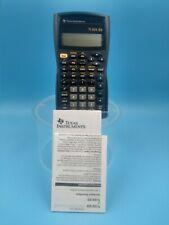 neuf sans emballage calculatrice texas instrument TI 30X IIB noire