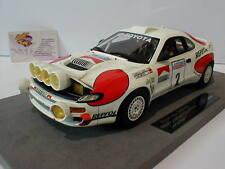 Top Marques TOP034BN - Toyota Celica Turbo 4WD No.2 Lombard RAC Rallye 1992 1:18