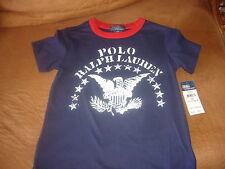 Nwt Polo Ralph Lauren T-Shirt Size 4T