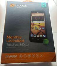 NEW! Unopened! ZTE Speed 9130 8GB 4G LTE (Boost) Smartphone
