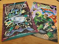 DC Comics Green Lantern Ganthet's Tales 1992 & 1995 issue 64