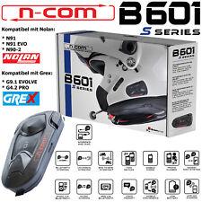 N-COM Headset B601 S Einzelset für Nolan N91 / N90-2 Grex G9.1 Evolve / G4.2 Pro