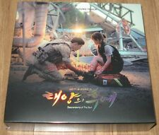 DESCENDANTS OF THE SUN K-DRAMA O.S.T Vol.2 CD + PHOTOCARD + FOLDED POSTER NEW
