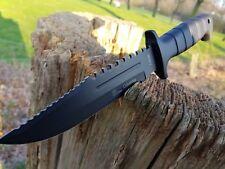 Jagdmesser Messer Knife Bowie Buschmesser Coltello Cuchillo Couteau Hunting USA