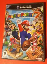 Mario Party 7 Nintendo GameCube - AUTHENTIC CASE ONLY (NO GAME DISC)