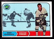 1968-69 TOPPS #84 GERRY EHMAN SEALS