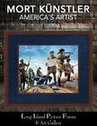 Mort Kunstler Lewis and Clark Mini Print Custom Framed