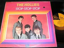 THE HOLLIES Stop! Stop! Stop! / German Reissue LP EMI MFP 1C048-51759