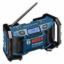Bosch GML SOUNDBOX Job Site Work Radio AM/FM & MP3 Playback 14.4V / 18V